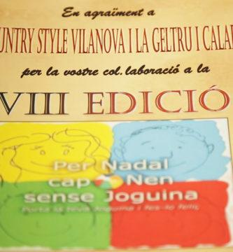 VIII EDICION COUNTRY SOLIDARIO